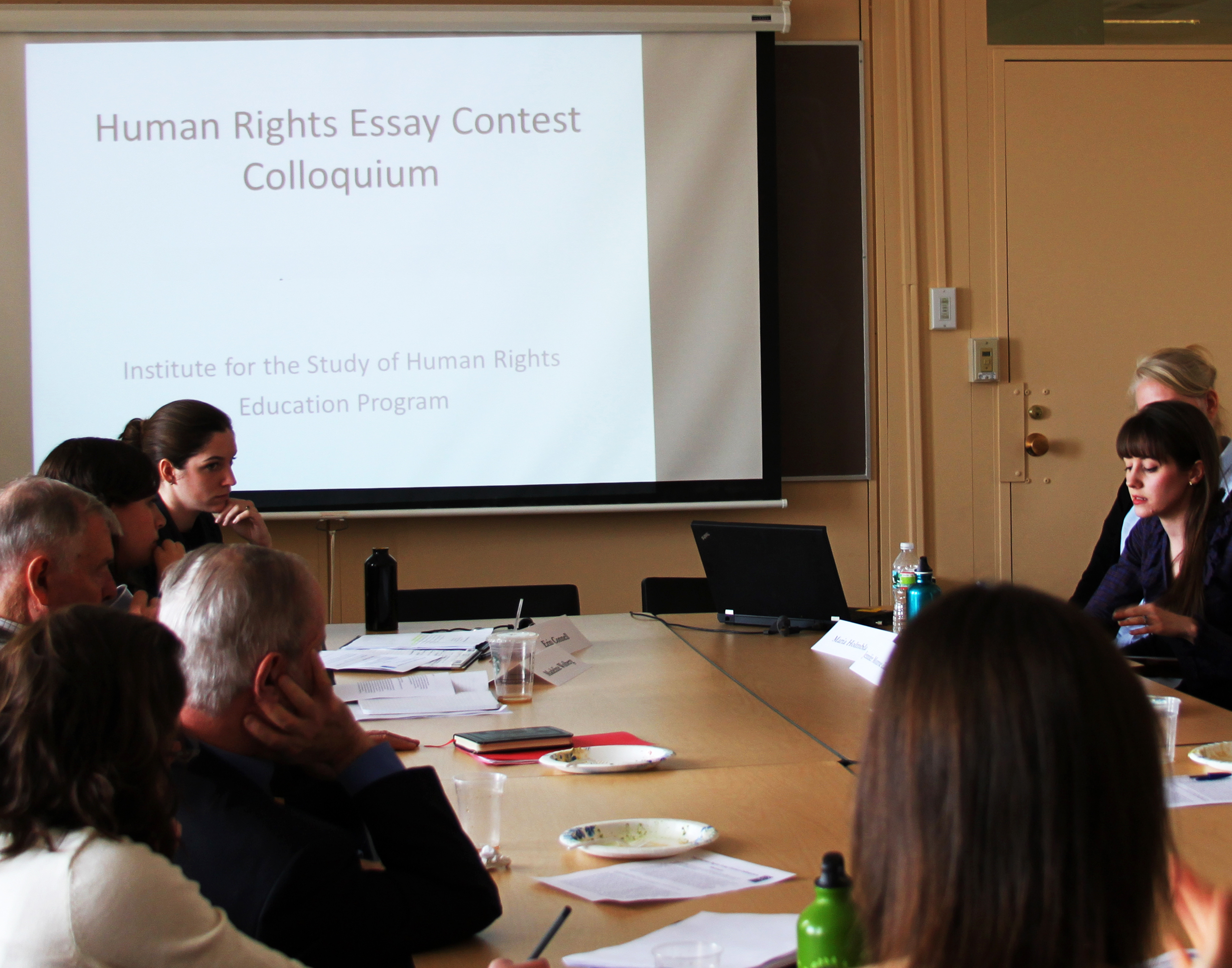 international human rights essay competition The human rights essay award is an annual competition sponsored by  the  production of scholarly work in international human rights law.