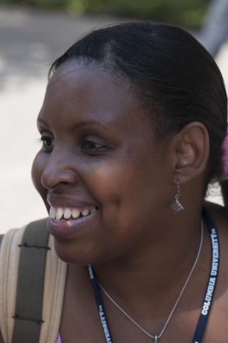 Eugenie Mukeshimana