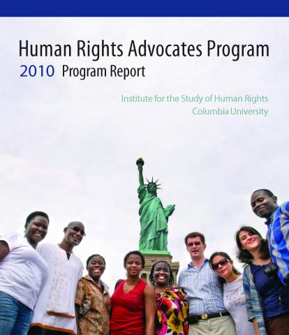 HRAP Program Report 2010