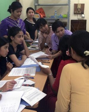 Faculty participants